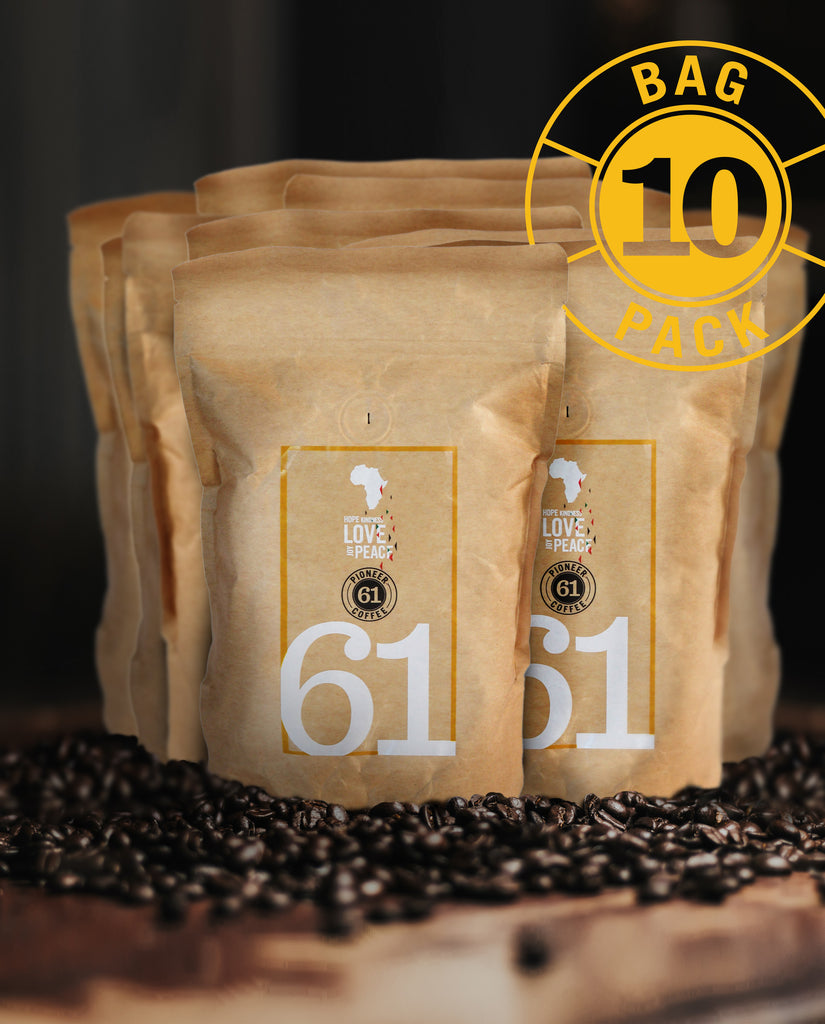 Pioneer61 Coffee 10 Bag Bundle