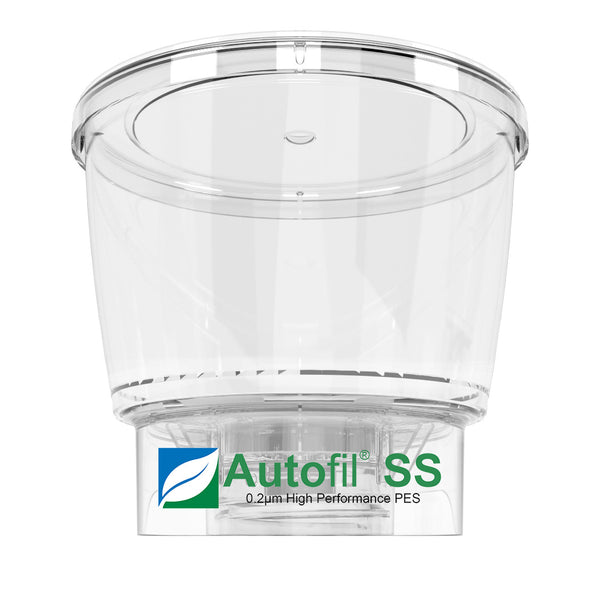 Autofil® PES SS, Funnel Only / 12 pack