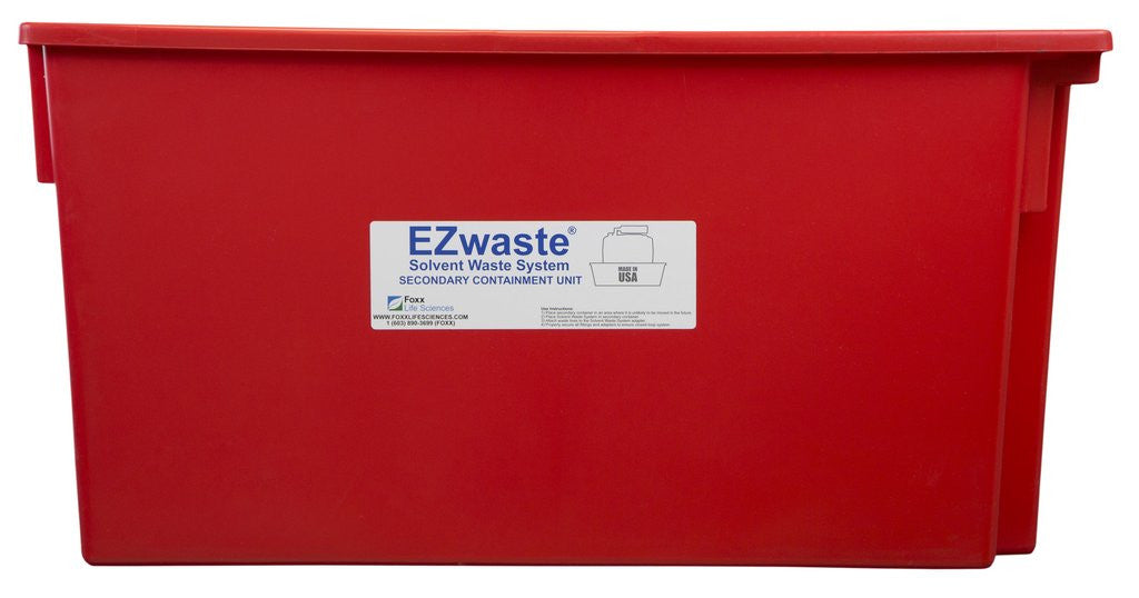 EZwaste Safety Tray Secondary Container, for 60L-90L Carboys, 3/Pack