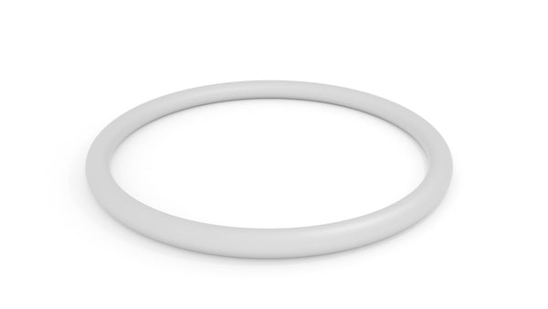 O-Ring, Platinum Cured Silicone, 53mm Cap, 5 Pack