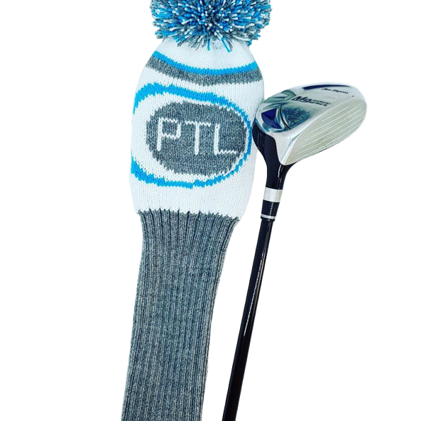 Team PTL Wooly Golf Club Cover