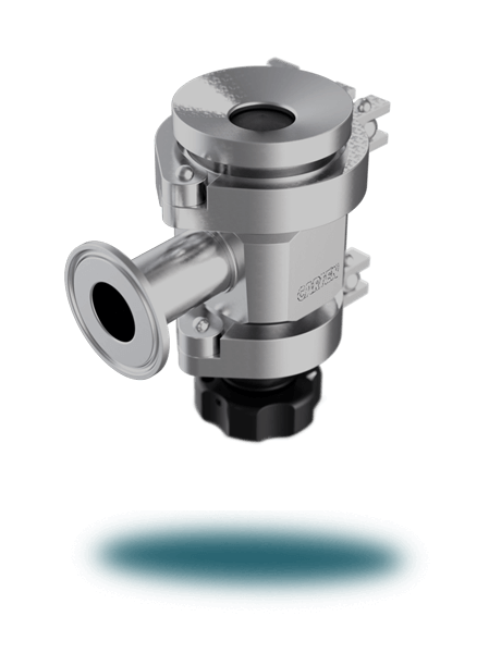 Manual Tank Outlet Valve