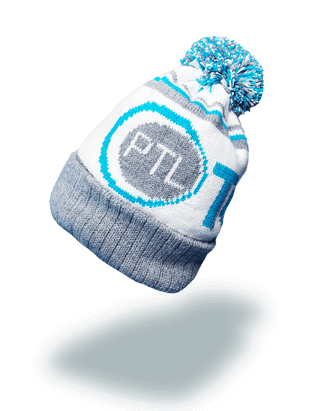 PTL Bobble hat