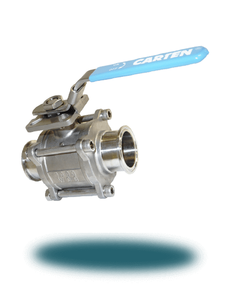 Sanitary Ball Valve (Manual/2-Way/CIP)