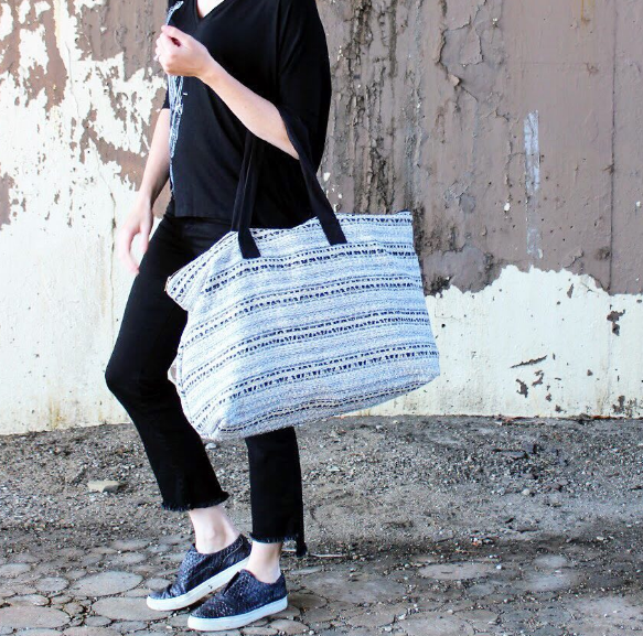 Style Inspiration: The Nevada Weekender Bag