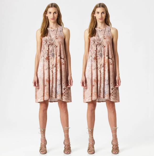 Product Spotlight: The Desert Trapeze Dress (On Sale!)