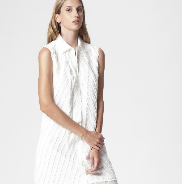 Product Spotlight: The Moth Sleeveless Shirt Dress