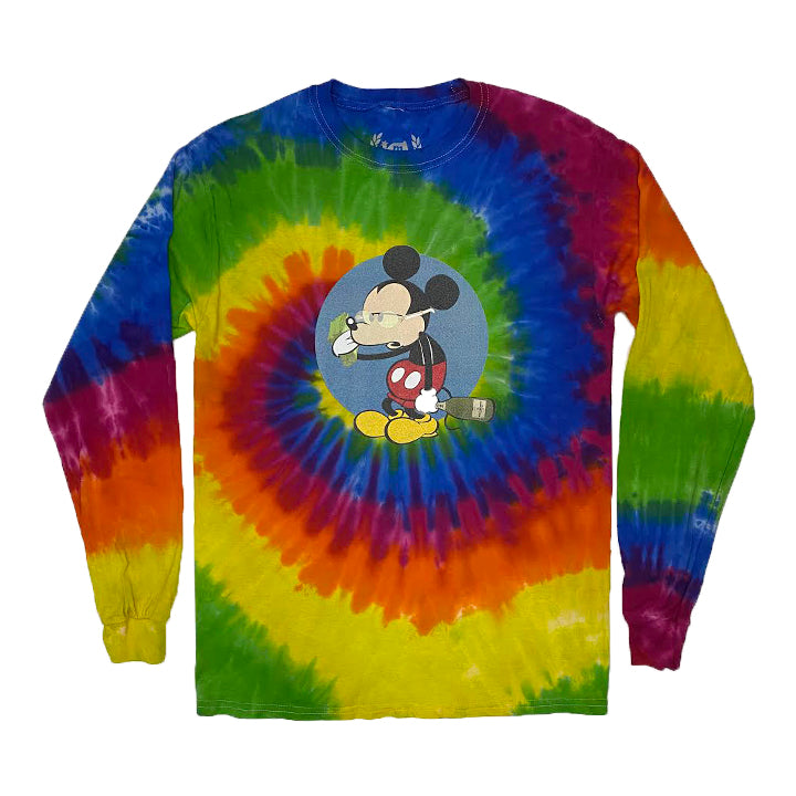 Motor City Mickey Longsleeve