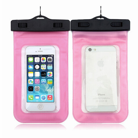 100% Waterproof Phone Pouches - FREE GIVEAWAY