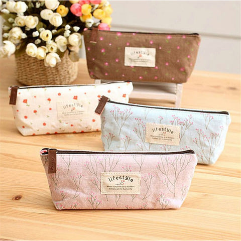 Pencil Purse Cosmetic Pouch - SALE EVENT + FREE SHIPPING