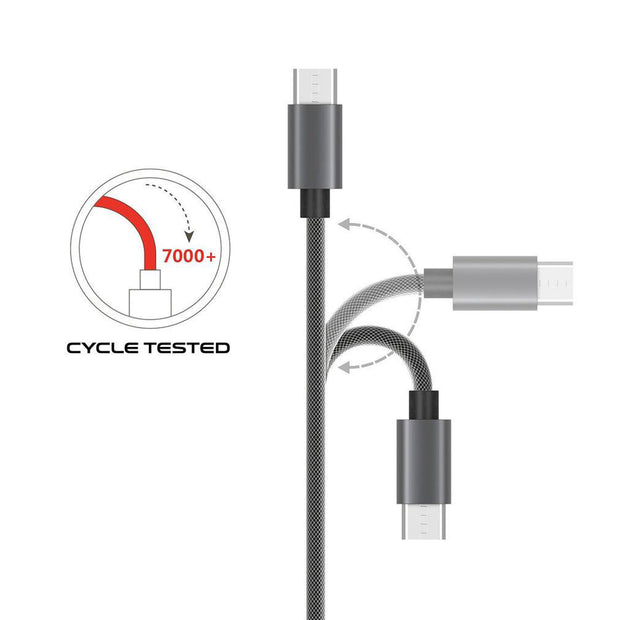 USB 2.0 Charging Cable (USB Micro B to USB A)