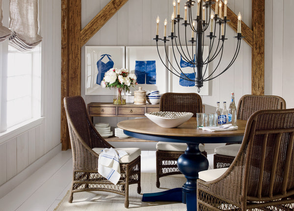 Ethan Allen By the Sea Dining Set