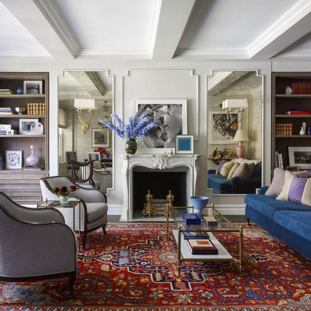 Emmy Rossum Living Room