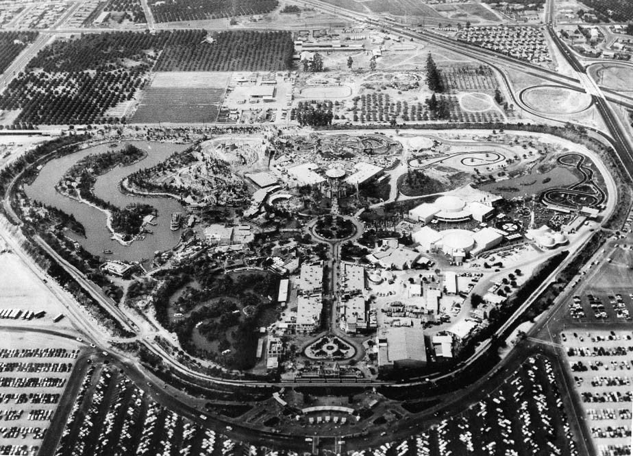 10 Things You Never Knew About Disneyland S Opening Day