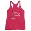 The Flamingo - Racerback Tank - Pink