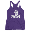 The Mantra - Racerback Tank - Purple