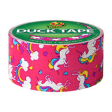 UNICORN DUCT TAPE Duck Brand 1.88 Inches x 10 Yards Pink Kids Craft Decor