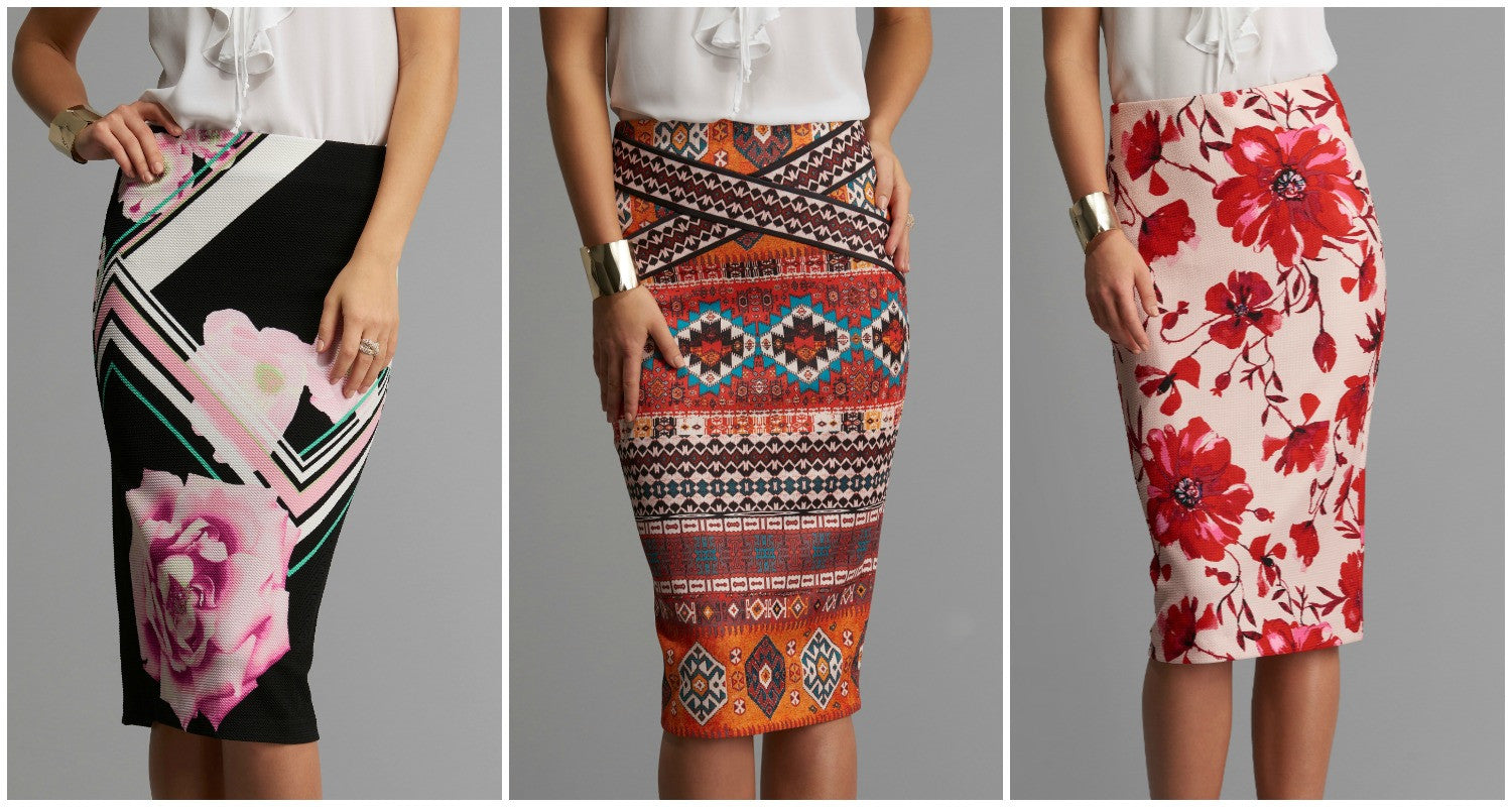 Pencil Skirt Flash Sale Eci New York