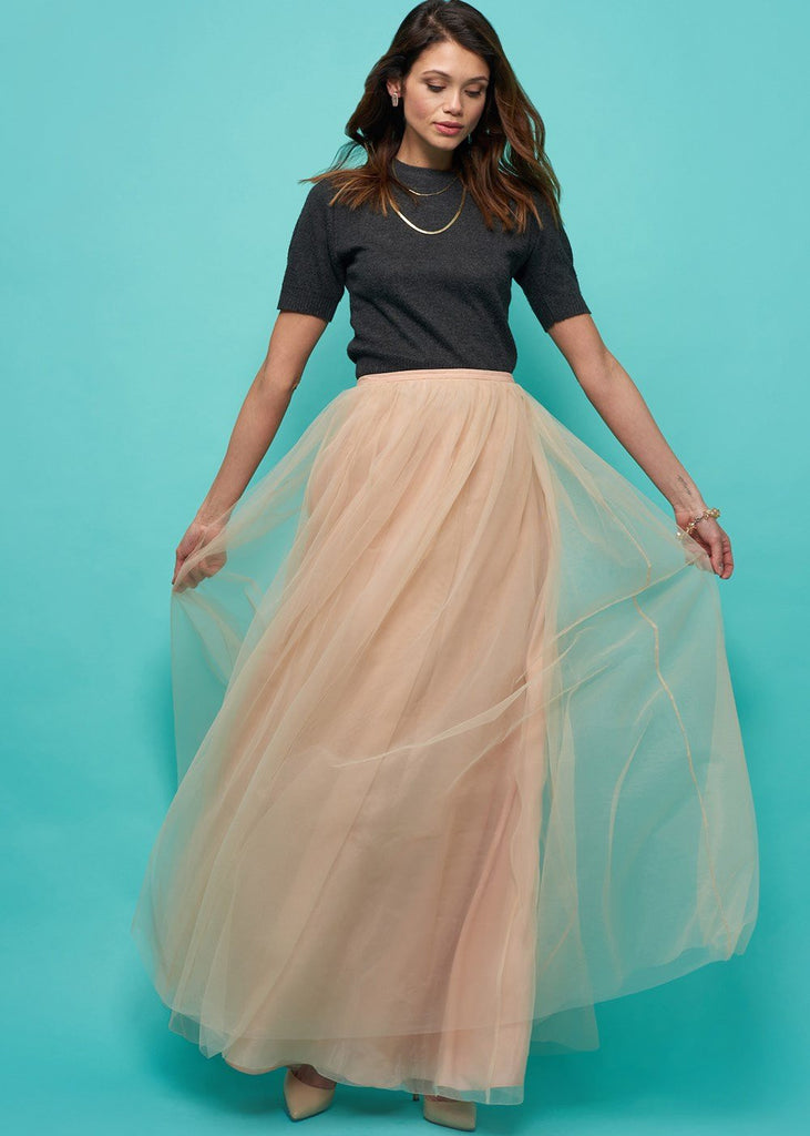 Statement Tulle Skirt