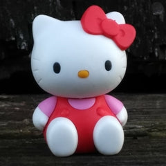 SJ-ER-KIT001-Sanrio Japan + Iwako Hello Kitty Large Die-Cut Eraser-Red