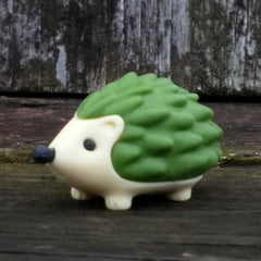 ER-HEDGEHOG-Iwako Hedgehog Japanese Puzzle Eraser-Forest