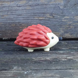 ER-HEDGEHOG-Iwako Hedgehog Japanese Puzzle Eraser-Brick