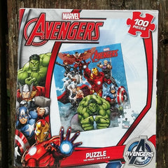 FSP012-PZZL06-Marvel Comics Avengers Initiative 100 Piece Puzzle