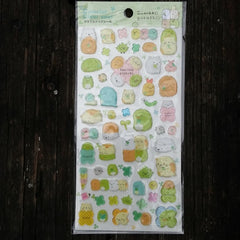 SE24808-San-X Sumikko Gurashi Corner Buddies Central Park Field Trip Epoxy Sticker Sheet