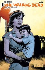 "Walking Dead #132. Cover Date: October 2014. Issue Title: ""Happiness"".  Issue Condition: Near Mint/Mint"