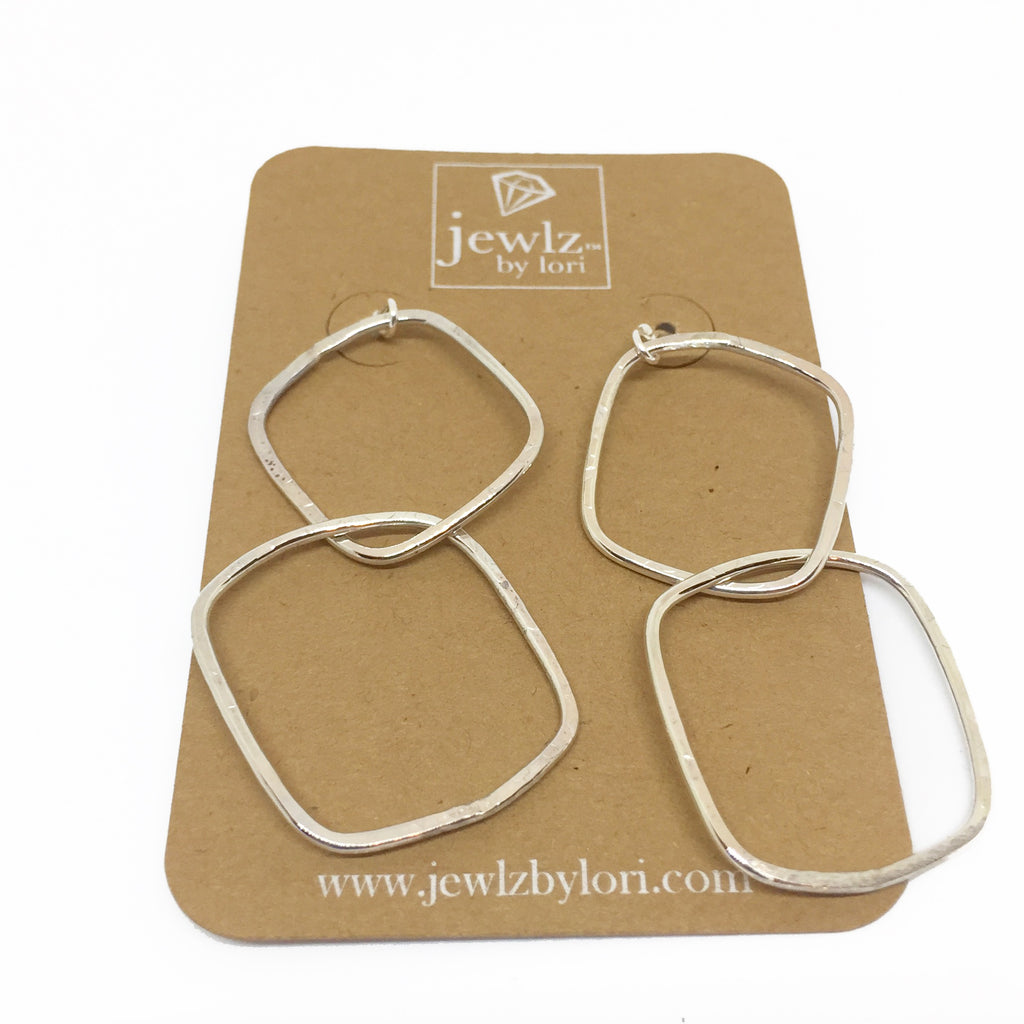 Double Pillow Hoops
