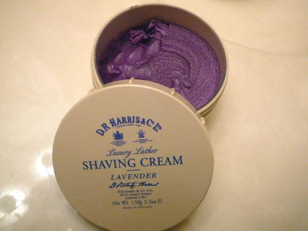 D.R. Harris Lavender Shaving Cream