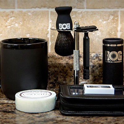The Benefits Of Wet Shaving Over Disposable Shaving