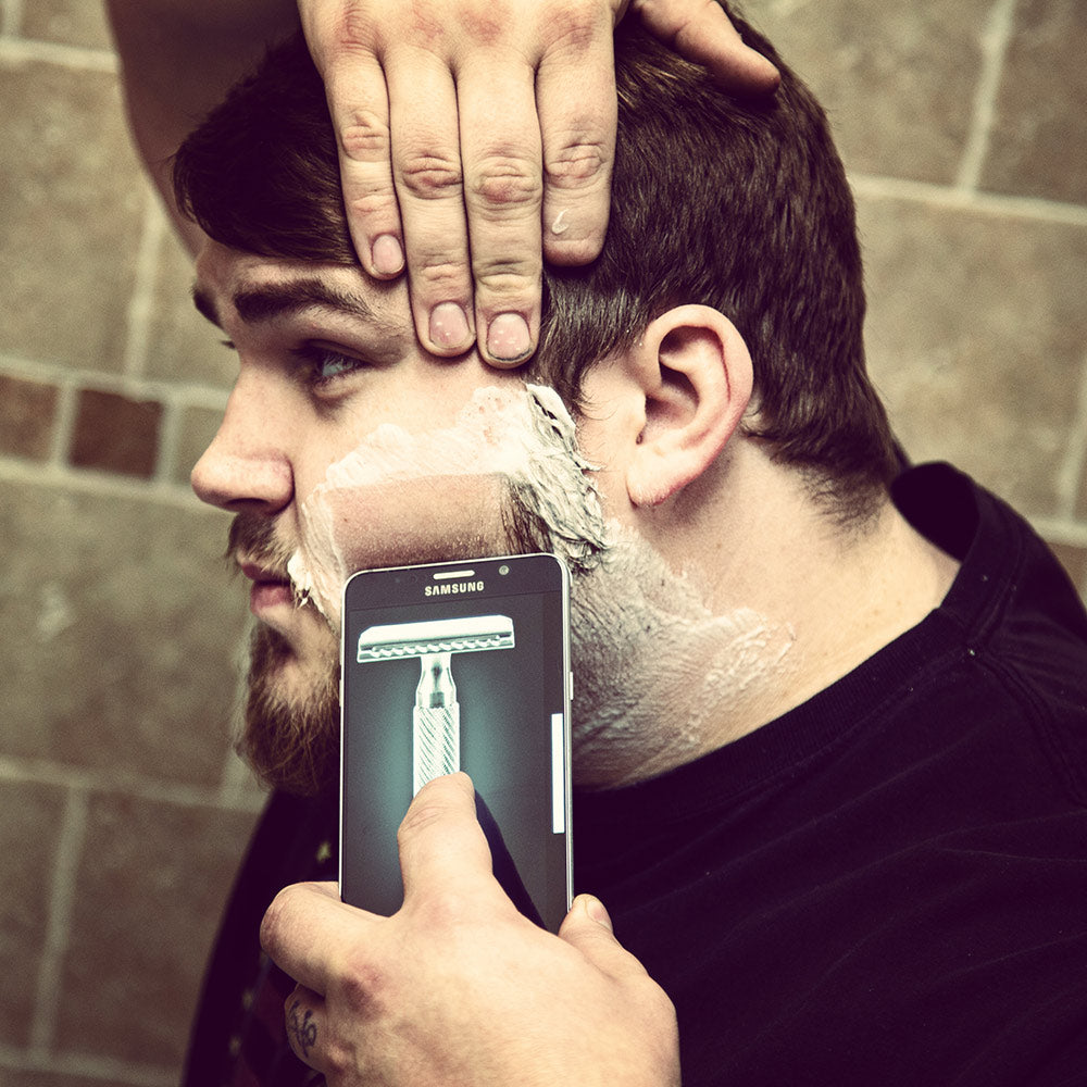 The Classic Shaving Razor App