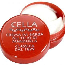 Cella Crema da Barba All'Olio Di Mandorla