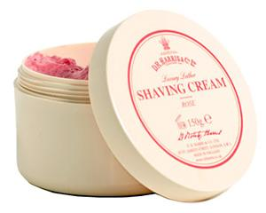 D.R. Harris Rose Shaving Cream