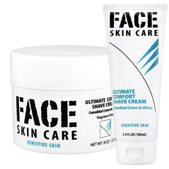 Face Skin Care Ultimate Comfort Shave Cream