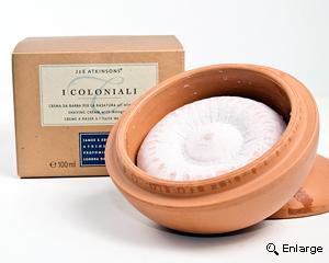 J&E Atkinsons I Coloniali Shaving Cream