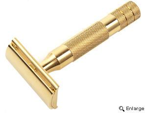 iKon Bulldog Safety Razor