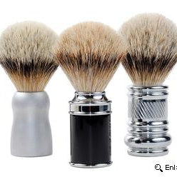 Bulb or Fan: A Look at Shaving Brush Shapes