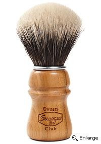 Semogue Owners Club Two-Band Shaving Brush