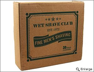 Wet Shave Club Starter Kit