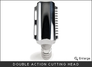iKon H20 Bulldog Safety Razor