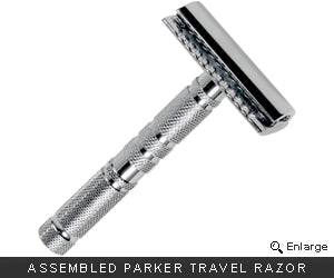 Parker Travel Safety Razor