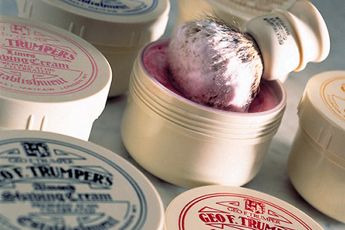 Geo. F. Trumper's: 1 of the 3 Ts of Traditional Shaving