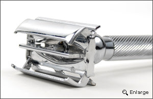 One-Piece Safety Razor