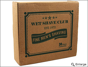 Wet Shave Club Box