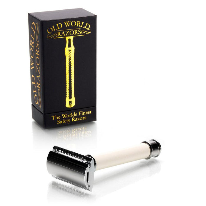 """The Ghost"" Classic DE Safety Razor"