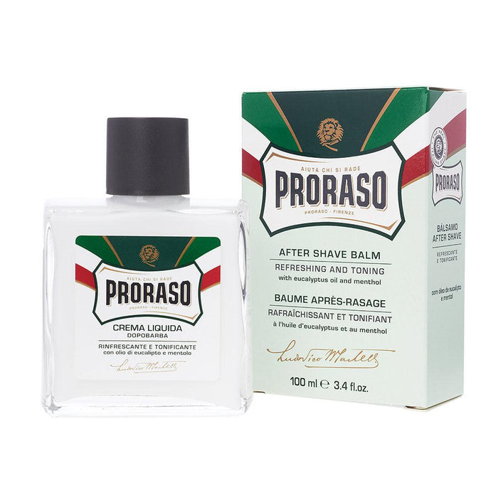 Proraso Aftershave Balm- Refreshing and Toning