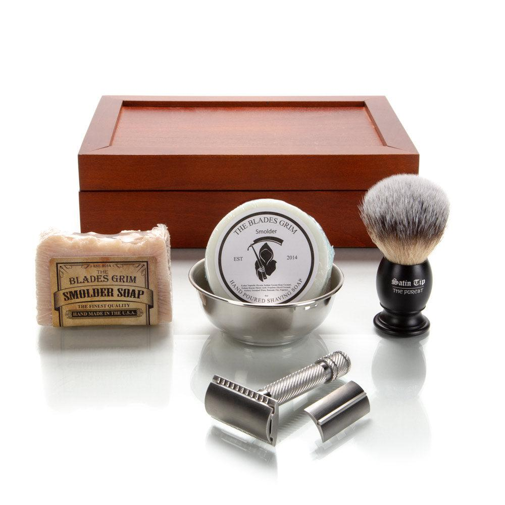 Safety Razor Shave Box - Occam's Safety Razor