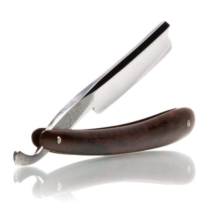 Dame, Stroddard & Kendall - Improved Silver Steel Vintage Straight Razor